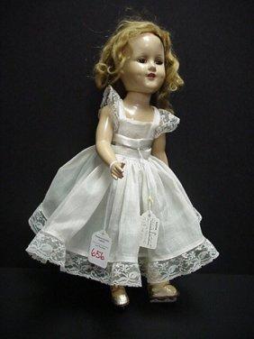 Sonja Henie 1939 Madam Alexander Doll: