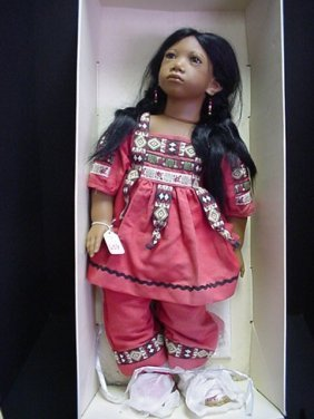 Annette Himstedt Panchita Doll: