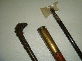 3 Swagger Sticks