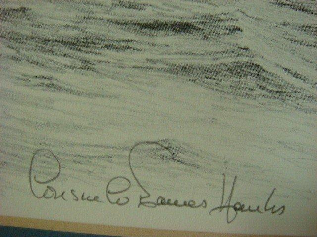 signed consuelo eames hanks prints lot