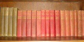 Bookshelf, 20 Vols. Of English Novels/American Hum