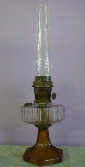 """Aladdin """"corinthian"""" Kerosene Lamp:"""
