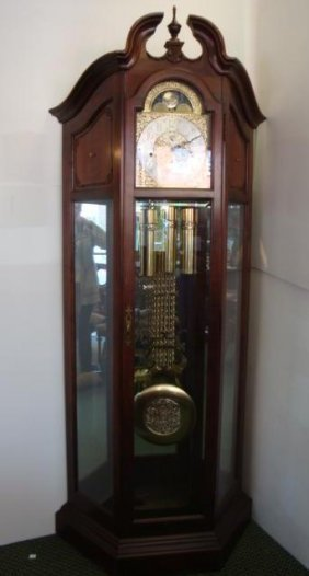 Howard Miller 72nd Anniversary Grandfather Clock: