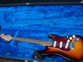 Squier Strat By Fender Guitar: