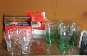 Coca-cola Brand Nostalgic Glassware: