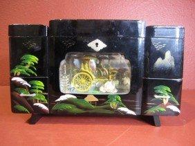 F34-3  JEWELRY BOX