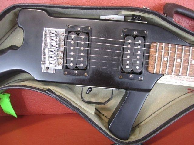 machine gun electric guitar