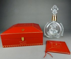 Louis Xiii Remy Martin Baccarat Decanter