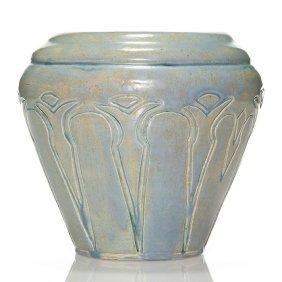 """Penn Museum & School Of Industrial Art Vase, 7 1/4"""""""