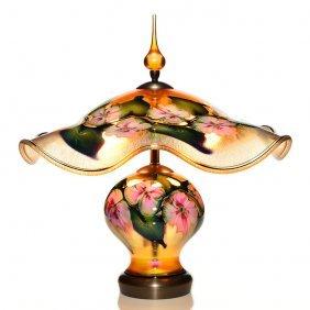 Charles Lotton Sunset Multi-flora Lamp, 1998,