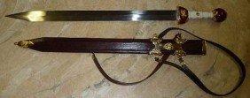 "Movie Sword ""Gladiator"", Ceremonial Execution, Unu"