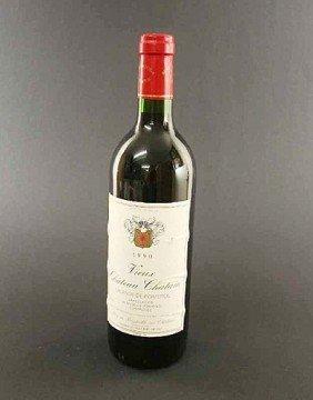 6 Bottles Of Vieux Chateau Chatain, Lalande De Pom