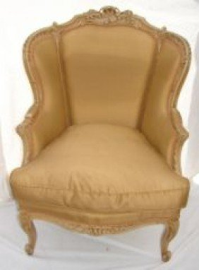 French Chair Cream Color