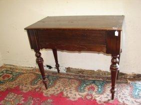 Mahogany Spinet Desk