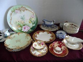 Dresser Trays, Pitchers, Etc.