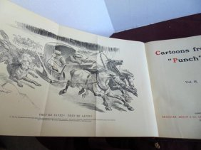 Punch Cartoon Book