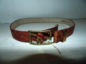 Davey Crocket Belt