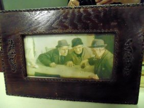 Framed Print Of Gamblers