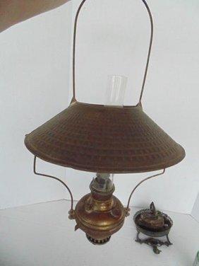 Victorian Hanging Adjustable Light