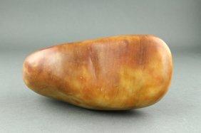 Chinese Large Uncarved Jade Stone