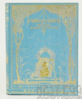 Fairy Tales By Hans Anderson Illus. By Kay Nielsen
