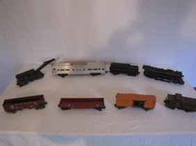 8 Pc. Train Set, Lionel
