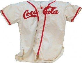 Early Coca Cola Child's Uniform Shirt