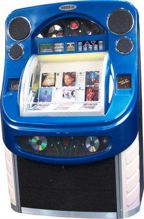 Rowe/AMI Jukebox Model CD 100-I Saturn