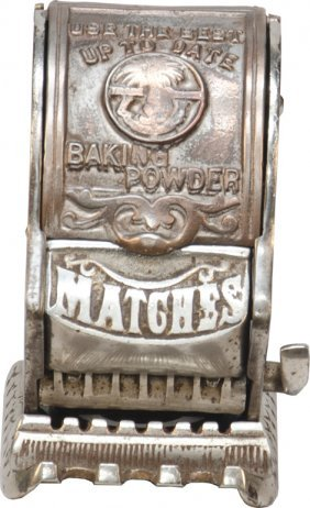 Use The Best Up To Date Baking Powder Ornate Cast-