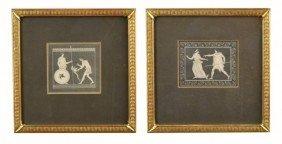 Pair Of Neoclassical Greek Engravings