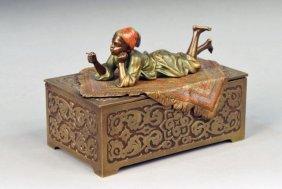 Austrian Bronze Box
