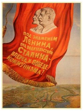 Gordon, M. Under Lenin's Banner, Under