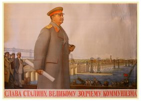 Belopolsky, B. Glory To Stalin, The Great Architect Of