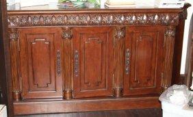 Modern Three Door Sideboard/cabinet