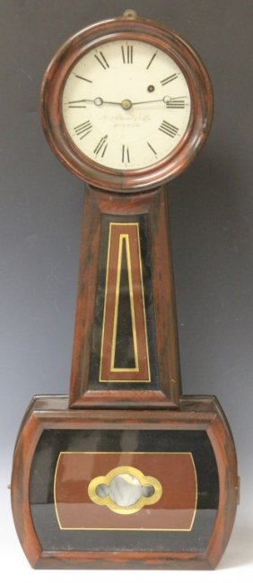Howard, Boston Banjo Clock #5