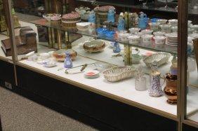 Assortment Of Vintage Glass, Porcelain, Bowls