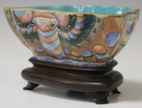 Chinese Porcelain Bowl, 19th Century