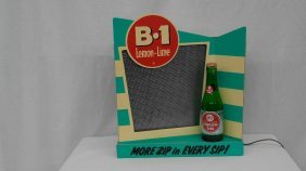 B-1 Lemon-lime Soda Light Motion Electric Display Sign