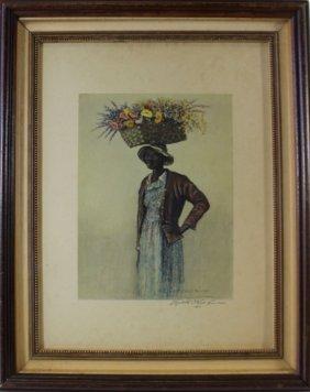 Elizabeth O'neill Verner Lithograph
