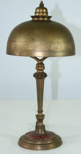 Louis C. Tiffany Furnaces, Inc. Desk Lamp