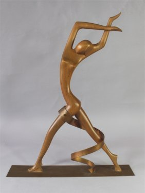 Rare Franz Hagenauer Sculpture