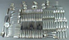 "International Sterling Silver ""1810"" Flatware"