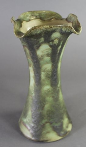 "Fulper Pottery ""lily"" Vase"