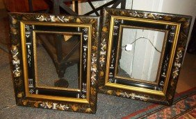 Pair Of 19th C. Victorian American Frames