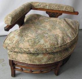 C1860 American Eastlake Corner Chair
