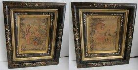Pr. Period Eastlake American Victorian Frames