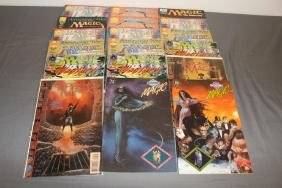 18 Comics Magic The Gathering Most With Cards
