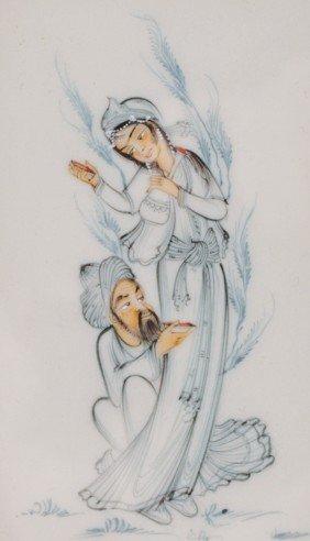 Nineteenth-century Oriental Picture