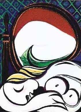 "PICASSO ""SLEEPING NUDE"""
