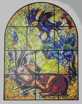 "CHAGALL ""THE TRIBE OF NAPHTALI"" 1963"